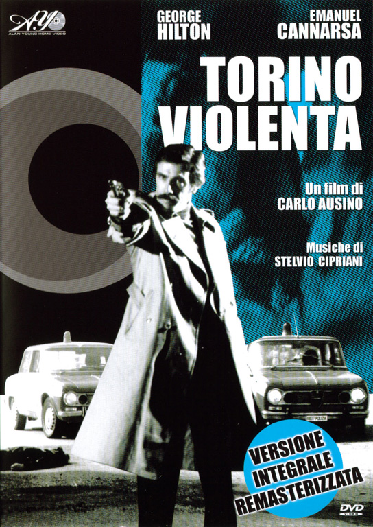 copertina di Torino Violenta