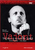 copertina di Vajont 9 ottobre 1963