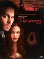 copertina di Vera storia di Jack lo squartatore, La - From hell