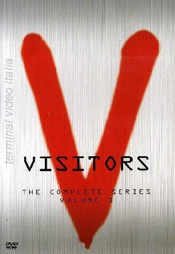 copertina di V- Visitors - The Complete Series - Volume 3