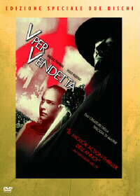 copertina di V per vendetta (ed. speciale)