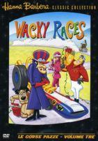 copertina di Wacky Races - Le Corse Pazze - Vol. 3
