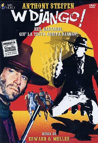 copertina di W Django!