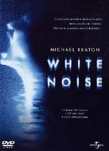copertina di White Noise - Non ascoltate...