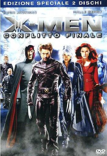 copertina di X-Men - Conflitto finale