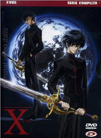 copertina di X - La Serie Completa