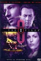 copertina di X-Files - stagione 8