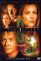 copertina di X-Files - stagione 9