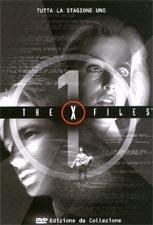 copertina di X-Files - stagione 1