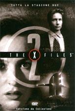 copertina di X-Files - stagione 2