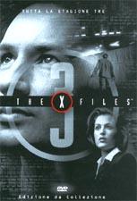 copertina di X-Files - stagione 3