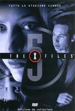 copertina di X-Files - stagione 5