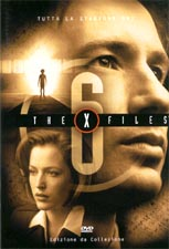 copertina di X-Files - stagione 6