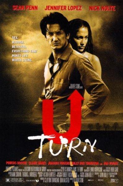 copertina di U-Turn - Inversione di Marcia