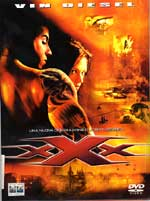 copertina di xXx