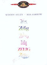 copertina di Zelig